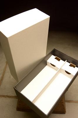 720ml用2本入蓋付きカートン(化粧箱)