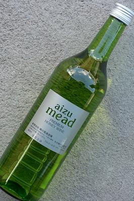 会津のはちみつ酒aizu meadアイヅミード(720ml)