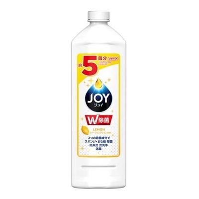 P&G 除菌ジョイコンパクト スパークリングレモンの香り つめかえ用特大サイズ 700ml