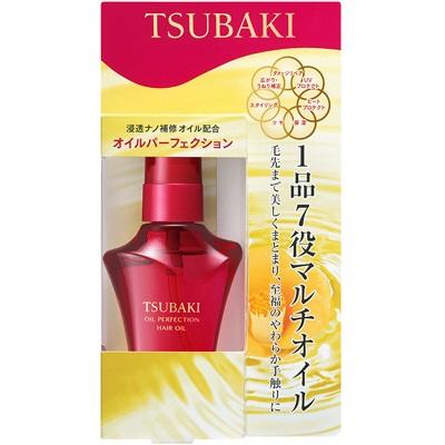 TSUBAKI オイルパーフェクション 50mL  【セール対象】
