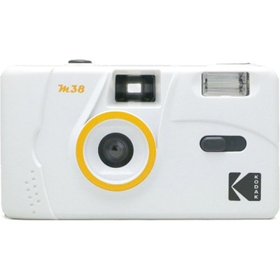 KODAK(コダック)M38フィルムカメラ WHITE(ホワイト)