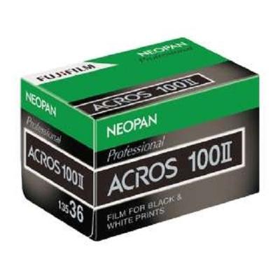 富士フイルム FUJIFILM ネオパン100  ACROS Ⅱ(アクロス2)35mmサイズ 135−36枚撮