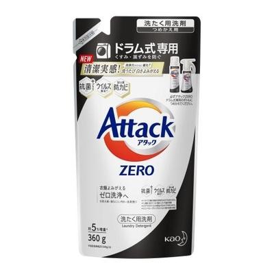 アタックZERO ドラム式専用 つめかえ用 360g
