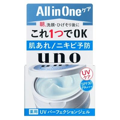 ウーノ UVパーフェクションジェル80g