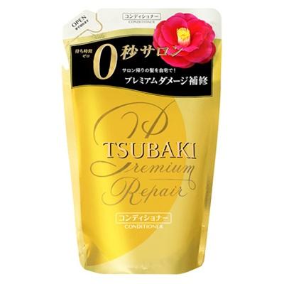 TSUBAKI プレミアムリペアヘアコンディショナー つめかえ用 330mL