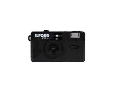 ILFORDフィルムカメラ イルフォード スプライト35-II(ブラック)