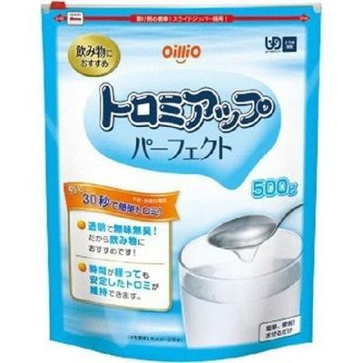 日清オイリオ トロミアップパーフェクト 500g  【ポイント10%還元】