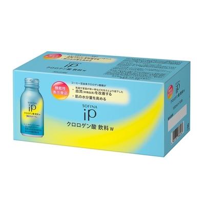 ソフィーナiP クロロゲン酸飲料W 100ml×10本