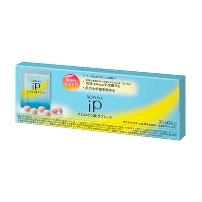 ソフィーナiP クロロゲン酸タブレット 6粒×10袋 (機能性表示食品)