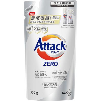 アタックZERO 詰め替え 360g