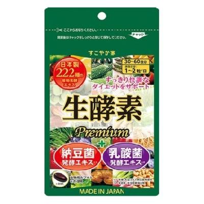 東洋発酵 生酵素 Premium 60粒