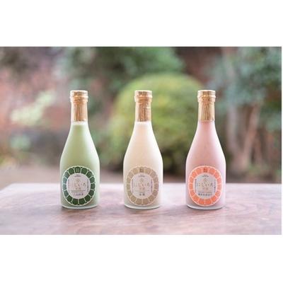 〔送料無料〕〔直送〕【2021夏ギフト】にじいろ甘酒 3色詰合せ (543)