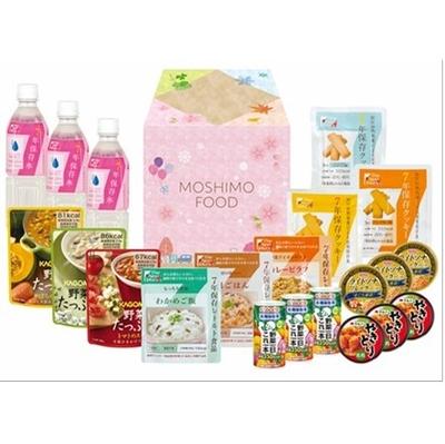 〔送料無料〕〔直送〕【2021夏ギフト】MOSHIMO FOOD 3DAYS (866)