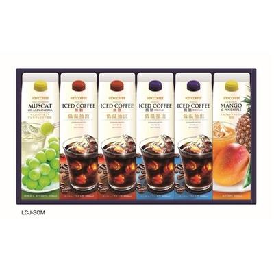 〔送料無料〕〔直送〕【2021夏ギフト】キーコーヒー リキッドコーヒー&ドリンクギフト (917)