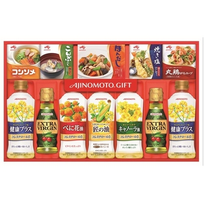 〔送料無料〕〔直送〕【2021夏ギフト】味の素 和洋中バラエティ調味料ギフト (197)