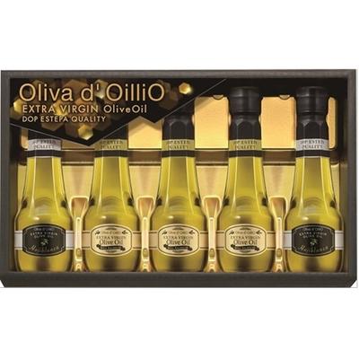 〔送料無料〕〔直送〕【2021夏ギフト】Oliva d' OilliO エキストラバージンオリーブオイルギフト (934)
