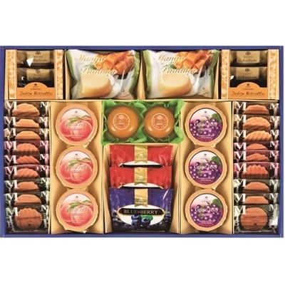 〔送料無料〕〔直送〕【2021夏ギフト】京都ラ・バンヴェント フルーツゼリー&焼菓子詰合せ (977)