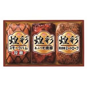 〔送料無料〕〔直送〕【2021夏ギフト】丸大食品 煌彩ギフト (1004)
