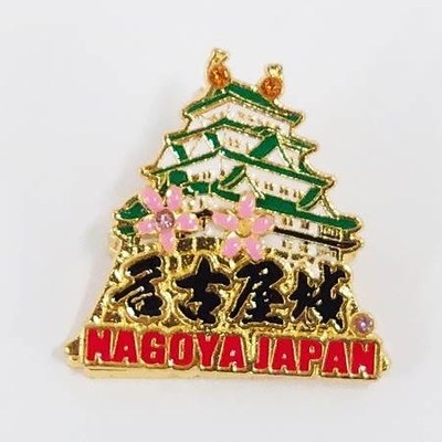 名古屋城クリップマグネット