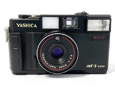 復刻版70周年記念  YASHICA ヤシカ MF-2 Superフィルムカメラ  【ポイント10%還元】