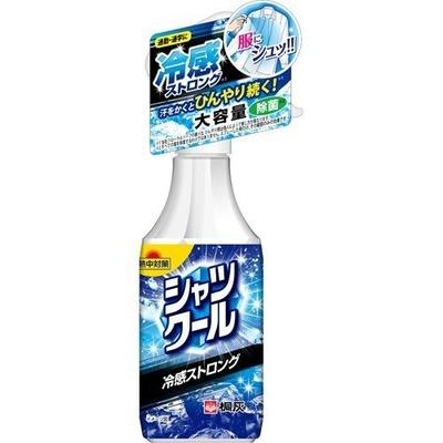 小林製薬 熱中対策 シャツクール 冷却ストロング 大容量 ( 280ml )