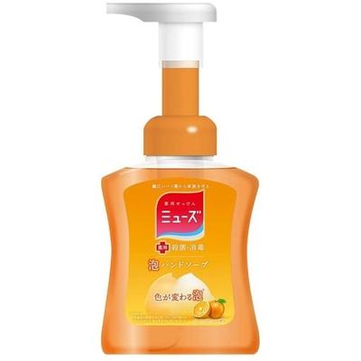 ★ミューズ 泡ハンドソープ フルーティフレッシュの香り 本体 250ml  【ポイント10%還元】