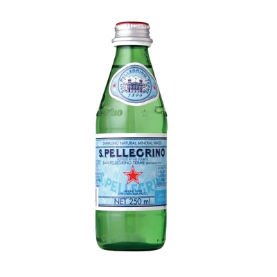 S.Pellegrino サンペレグリノ 250ml瓶