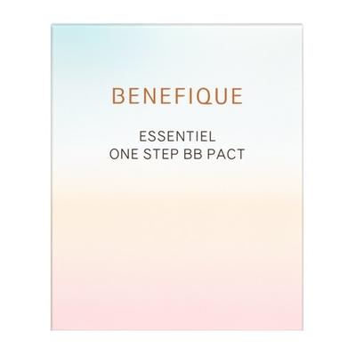 ベネフィーク エッセンシャル ワンステップBBパクト ライト (レフィル) 12g