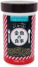 ペットライブラリー AQ‐006 aquaneru 金魚の食事100g