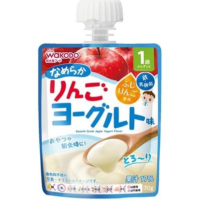 和光堂1歳からのMYジュレドリンク なめらかりんごヨーグルト味 70g