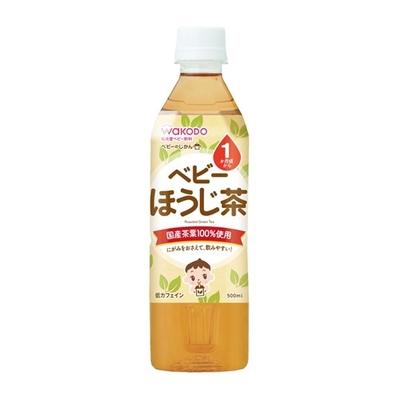 ベビーのじかん ほうじ茶 ¥180  500ML