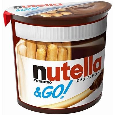 フェレロ nutella & GO! ヌテラ アンド ゴー52g