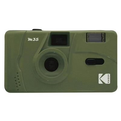KODAK(コダック)M35 フィルムカメラ アーミーグリーン  【ポイント10%還元】