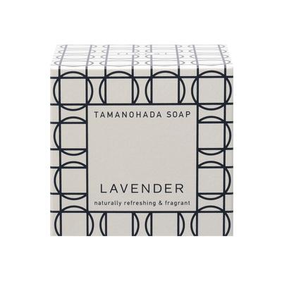 TAMANOHADA SOAP LAVENDER|玉の肌 石鹸 ラベンダー|タマノハダ セッケン ラベンダー