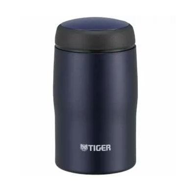 ★TIGER(タイガー) 日本製ステンレスボトル240ml マットネイビーMJA-B024-ANF