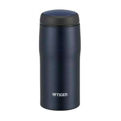 ★TIGER(タイガー) 日本製ステンレスボトル360ml マットネイビーMJA-B036-ANF