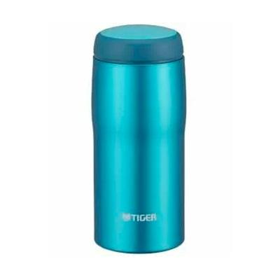 ★TIGER(タイガー) 日本製ステンレスボトル360ml ブライトブルーMJA-B036-ABF