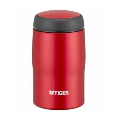★TIGER(タイガー) 日本製ステンレスボトル240ml マットレッドMJA-B024-RMF