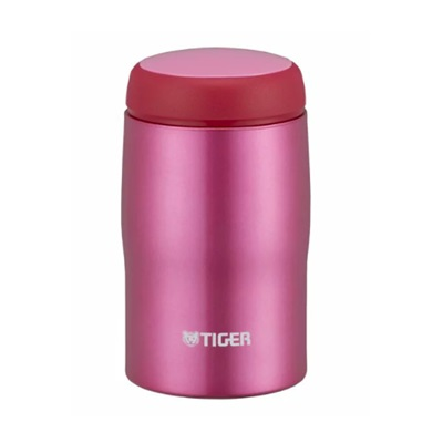 ★TIGER(タイガー) 日本製ステンレスボトル240ml ブライトピンクMJA-B024-PBF