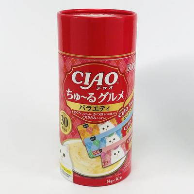 CIAO ちゅ~る30本入り グルメバラエティ