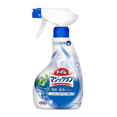 トイレマジックリン 消臭・洗浄スプレー ミントの香り 本体 380ml
