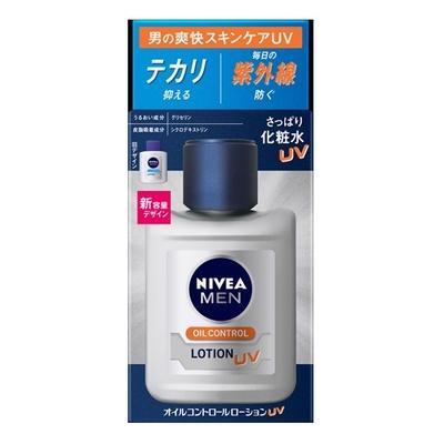 ニベアメン オイルコントロールローション UV 110ml