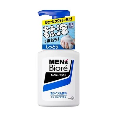 メンズビオレ 泡タイプ洗顔本体 150ml