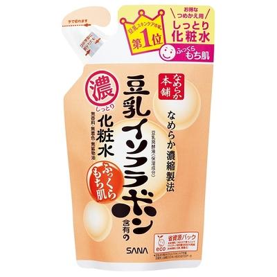 サナ なめらか本舗 しっとり化粧水 NA(つめかえ用) 180ml