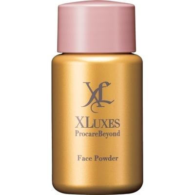 〔送料無料〕XLUXES|エックスリュークス フェイスパウダーレフィル ダイヤモンドパウダー配合 10g・アイボリー  【ポイント10%還元】