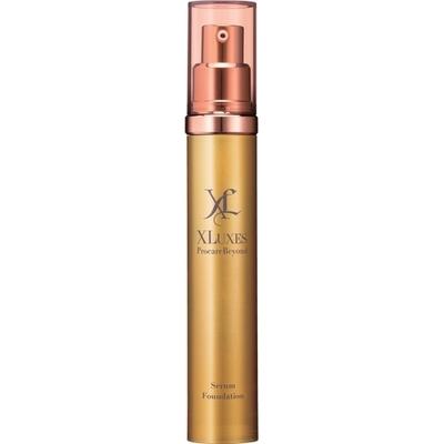 〔送料無料〕XLUXES|エックスリュークス セラムファンデーション プロケアビヨンド 30ml・ライトオークル