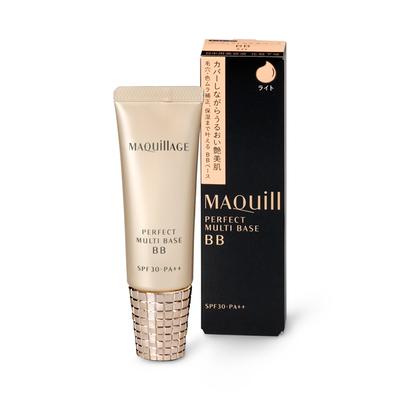 MAQuillAGE(マキアージュ) パーフェクトマルチベース BB (ライト) 30g  【ポイント10%還元】