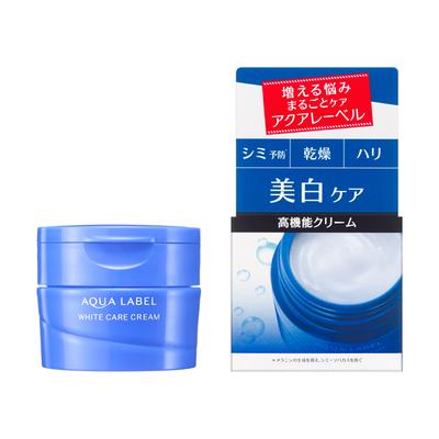 アクアレーベル ホワイトケア クリーム 50g  【ポイント10%還元】
