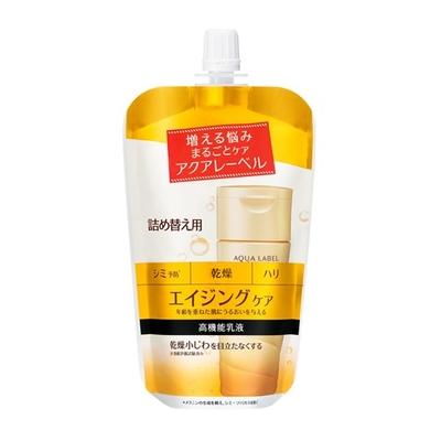 アクアレーベル バウンシングケア ミルク (詰め替え用) 117mL  【ポイント10%還元】