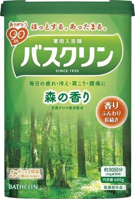 バスクリン森の香り 600g